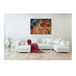 shaakh canvas print wall aret