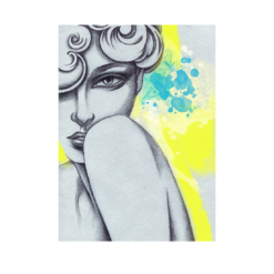 shaakh canvas wall art