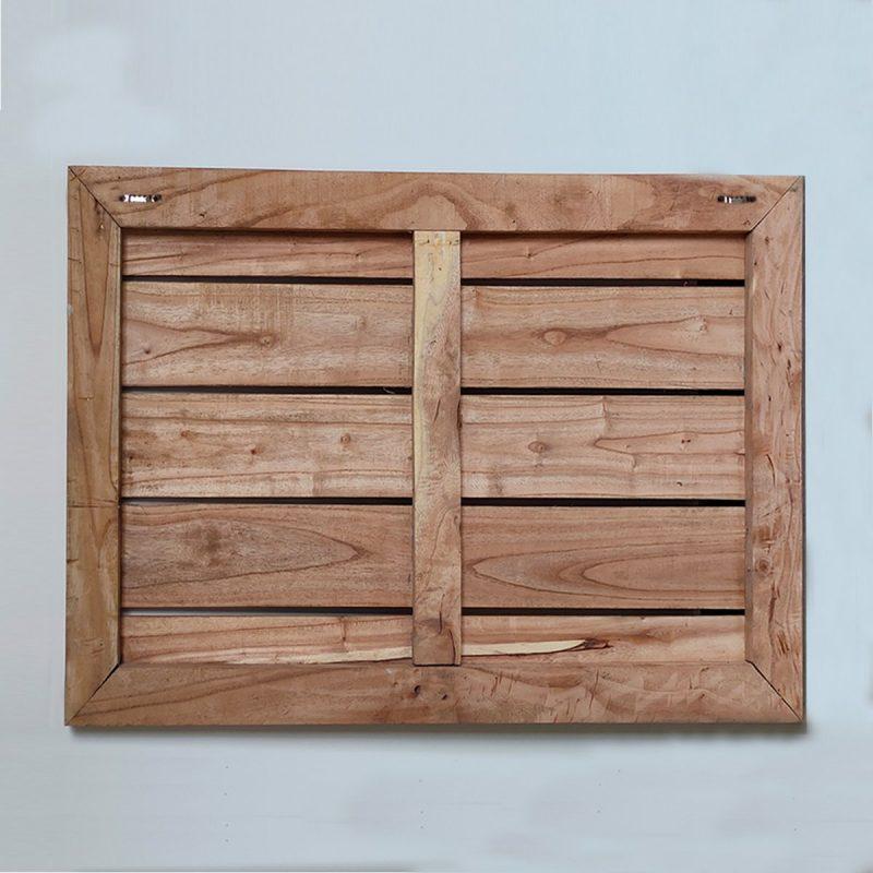 Solid wood art