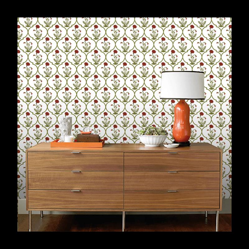wallpaper, wall coverings