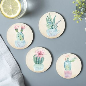 Coasters, wooden Coasters
