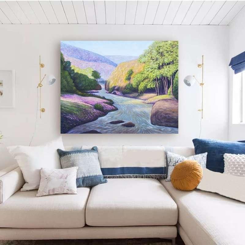 canvas print wall art